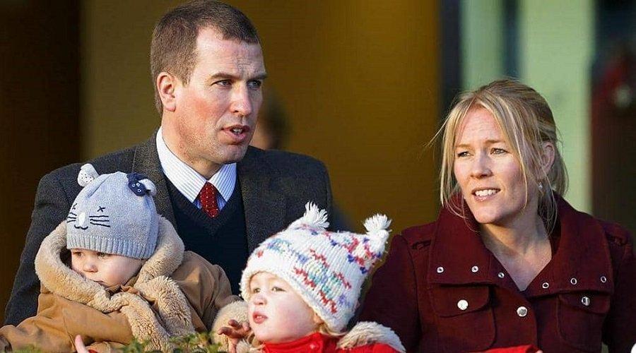 طلاق داخل العائلة الملكية البريطانية