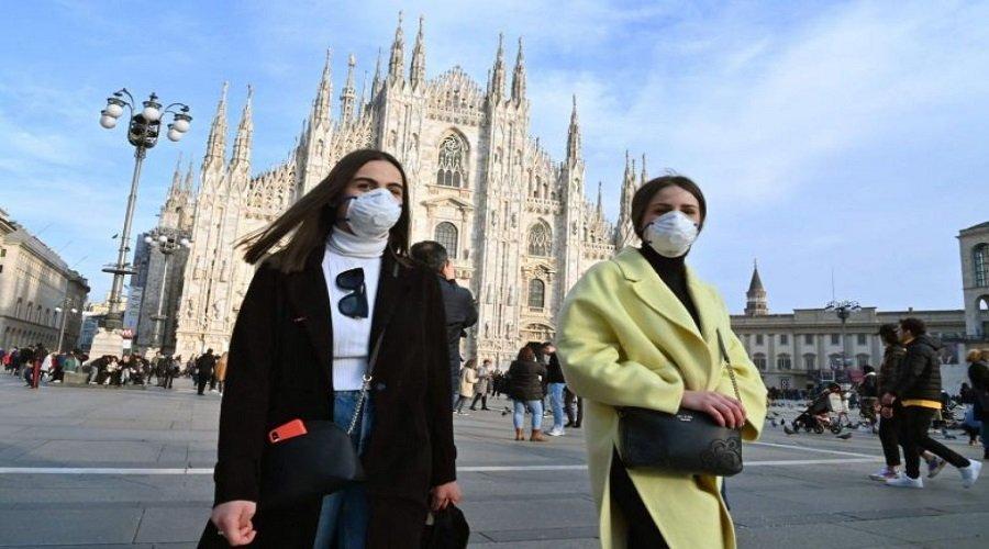 ارتفاع ضحايا كورونا بإيطاليا والسلطات تغلق مدارس وتعلّق الأحداث الكبرى