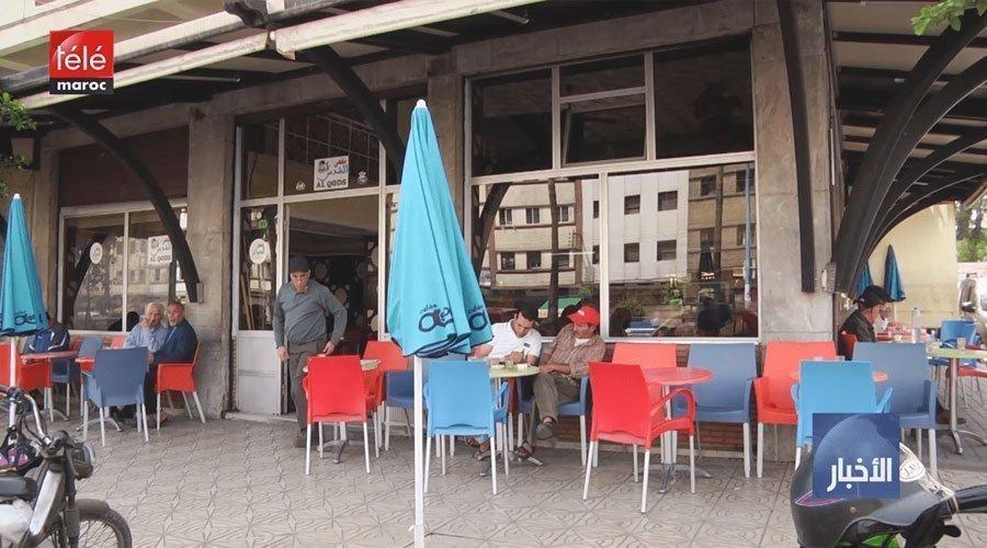 أزمة كورونا تخرج أرباب المقاهي للاحتجاج على وزارة التشغيل
