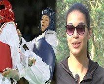 مقاتلون : وئام  دسلام  موهبة رياضية اختارت التمرد وقررت أن تكون بطلة للتيكواندو