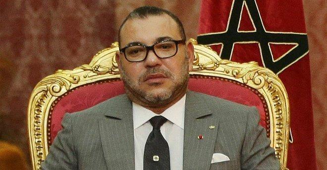 برقية تعزية و مواساة من العاهل المغربي لرئيس جمهورية مصر إثر هجوم سيناء