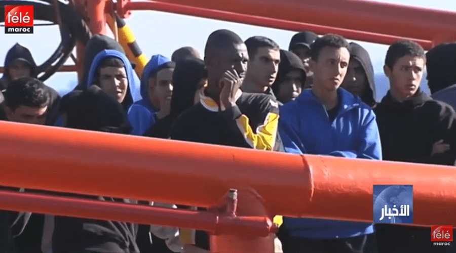 مارلاسكا : التعاون الإسباني المغربي ساهم في تقليص الهجرة غير النظامية بنسبة 42 %