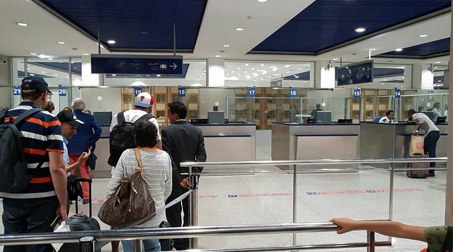 انخفاض في حركة النقل الجوي بالمغرب بـ 12.6 بالمائة