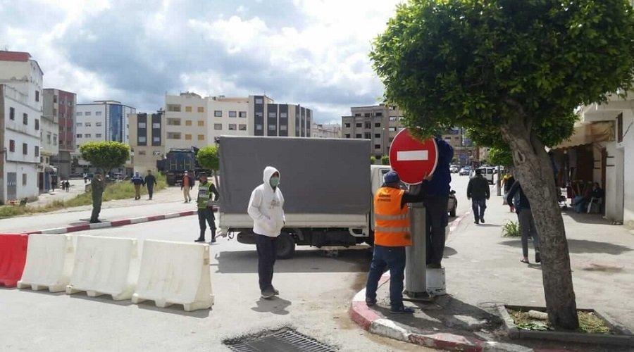 سلطات طنجة تمنع مغادرة المدينة وتُلغي وثائق التنقل الاستثنائية
