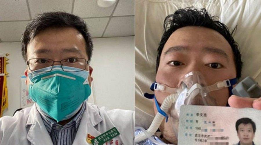 وفاة الطبيب الذي حذر من فيروس كورونا تشعل غصب الصينيين