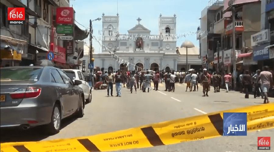 سريلانكا: حصيلة قتلى التفجيرات ترتفع إلى 310 قتلى وإعلان الحداد الوطني