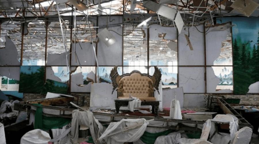68 قتيلا في هجوم استهدف حفل زفاف بأفغانستان