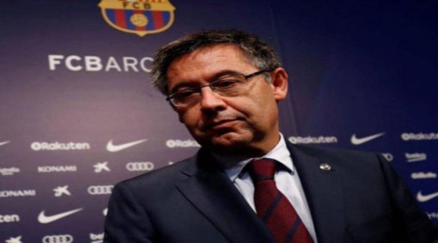 «بارصا جيت» تطيح برئيس برشلونة السابق