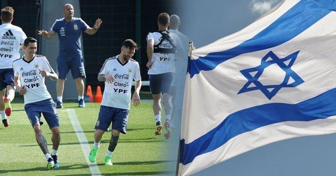 الأرجنتين تستجيب للضغط الفلسطيني والدولي وتلغي مباراتها مع إسرائيل