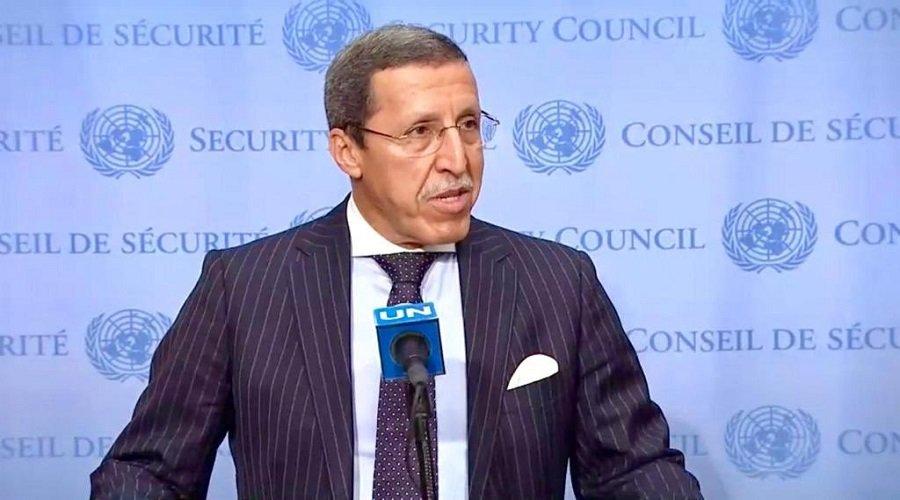 السفير هلال: البوليساريو أقصت نفسها من أي مشاركة في المسلسل السياسي