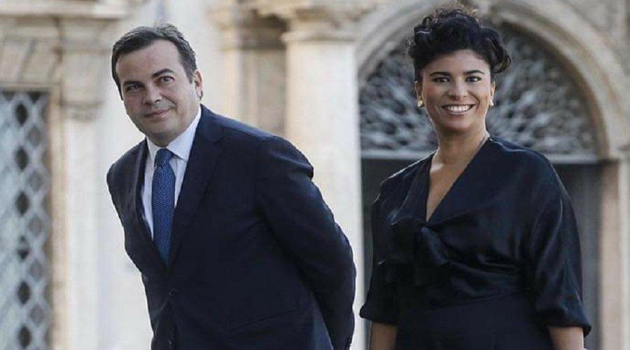 زوج صحفية مغربية يتسلم حقيبة وزارة الشؤون الأوروبية بالحكومة الإيطالية