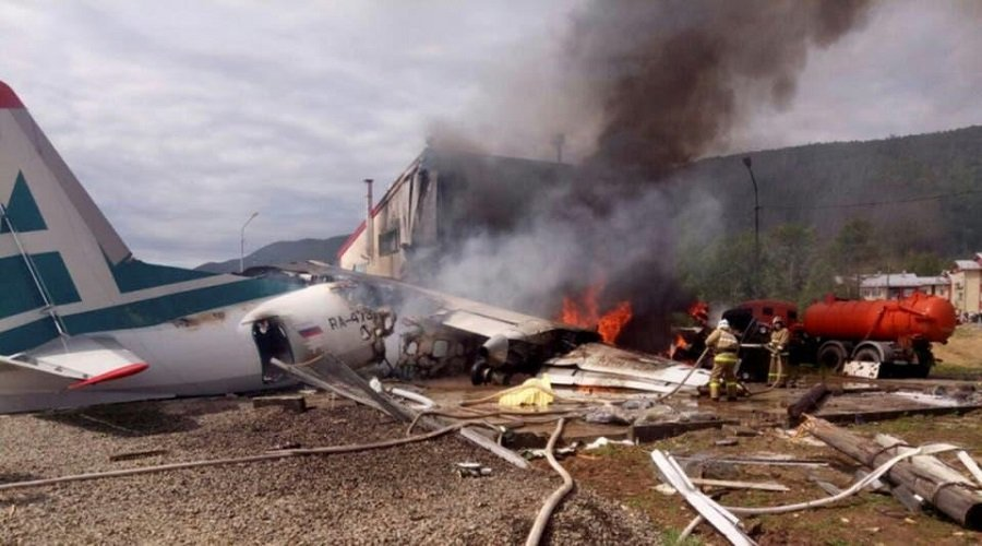 10 قتلى في تحطم طائرة بولاية تكساس الأمريكية