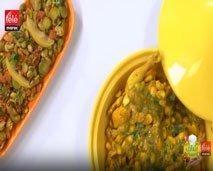 """شاف لغسيط: أكلات مغربية شهية .. """"فول مشرمل"""" و """"طاجين كوكلي قدرة"""""""