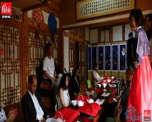 من كل الآفاق : اكتشفوا مراسيم تحضير الشاي على الطريقة الكورية