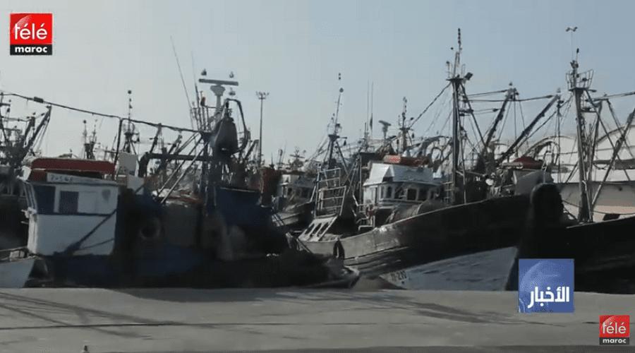 الصيد البحري: السفن الأوروبية تعود إلى المياه المغربية قبل نهاية الشهر الجاري