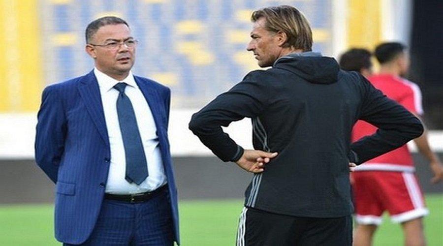 """رونار قريب من مغادرة """"الأسود"""" لتدريب هذا المنتخب العربي"""