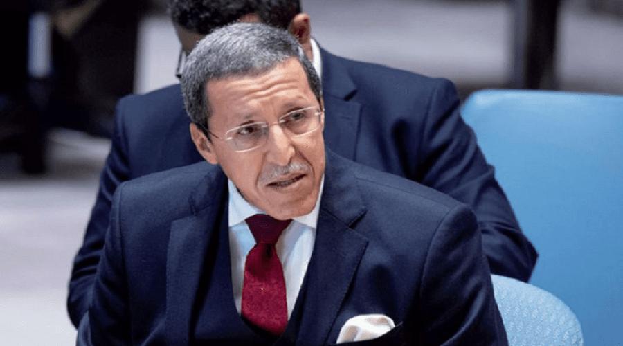 الأمم المتحدة تنشر رسالة هلال حول جنوب افريقيا