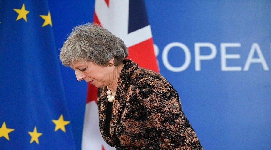 ثلاثاء حاسم لتيريزا ماي بشأن انسحاب بريطانيا من الاتحاد الأوروبي
