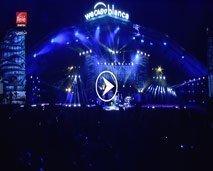 """تغطية """"Télé Maroc""""  لمهرجان """"we casa blanca"""" بمشاركة كل من الفنانة """"Gloria Gaynor"""" و الفنانة """"Oum"""""""
