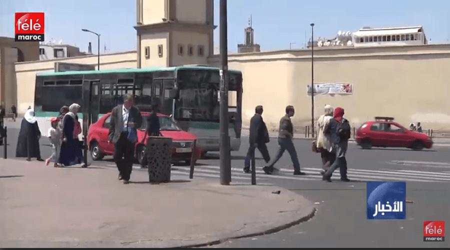 إلغاء صفقة 350 حافلة يزيد من معاناة البيضاويين مع النقل