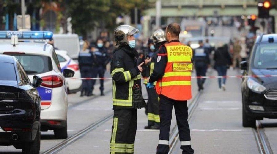 قتلى وجرحى في حادث طعن داخل كنيسة في فرنسا