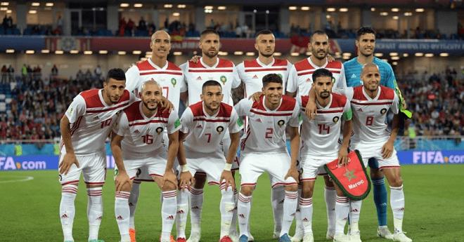 """لاعب مغربي يتفوق على صلاح ويحصل على لقب """"أفضل لاعب عربي في المونديال"""""""