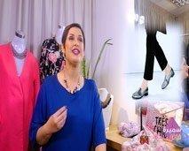 سميرة موض : آخر صيحات الأحذية النسائية