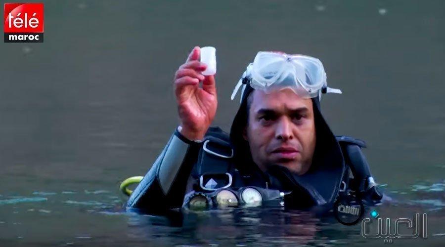 العين الثالثة : بعثة من الغواصين تكتشف بحيرة إفني وتحدد عمرها الجيولوجي
