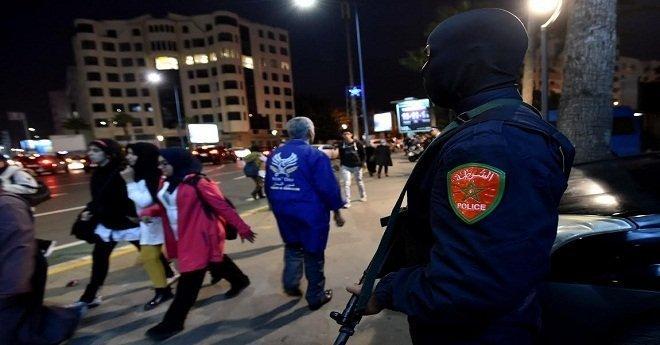 احتفالات واستنفار أمني واعتقالات.. هكذا مرت أجواء رأس السنة بالمدن المغربية