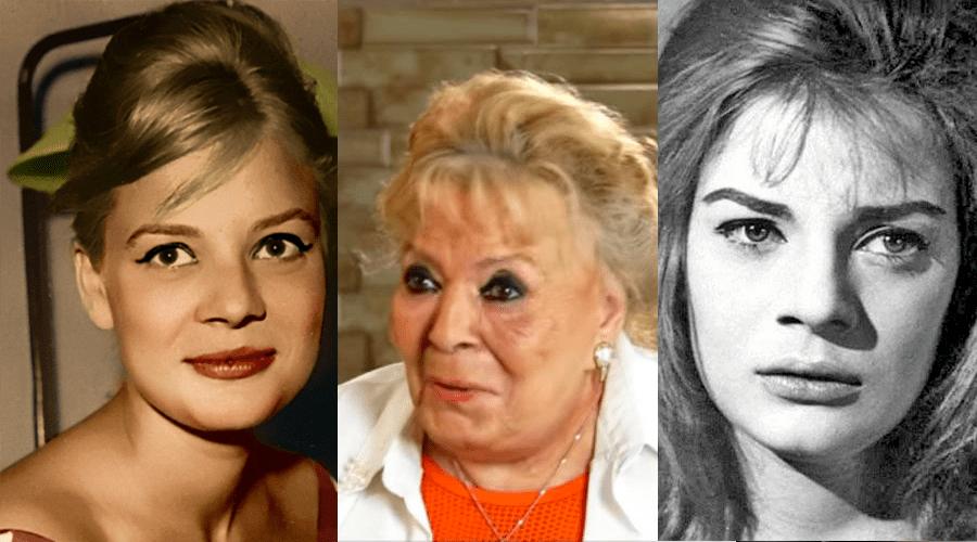 وفاة الفنانة المصرية نادية لطفي