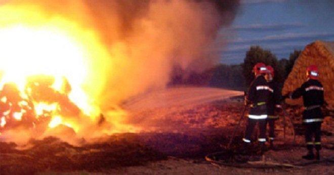 حريق ضواحي مدينة سلا يخلف خسائر مادية