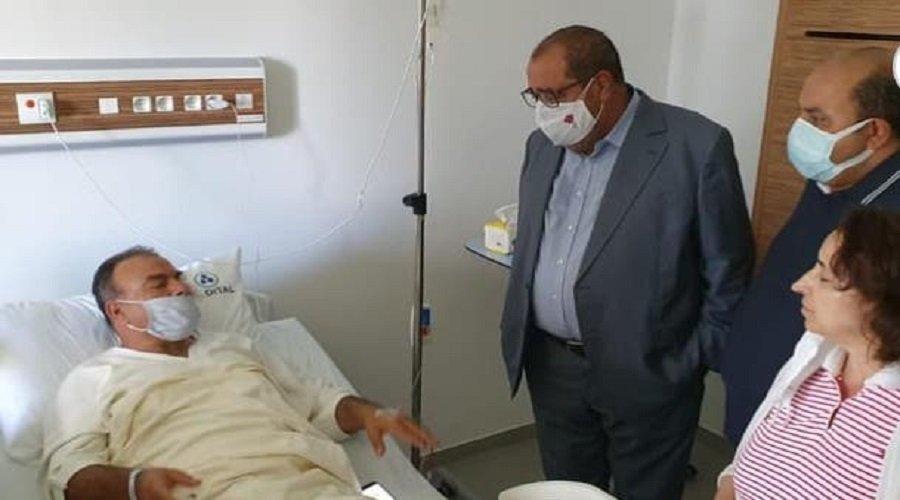 اعتداء دموي على برلماني خلال الحملة الانتخابية بالبئر الجديد
