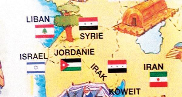وزارة التعليم تكشف حقيقة حذف اسم فلسطين من خريطة كتاب مدرسي