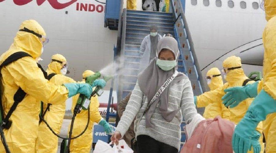 هاتان هما الدولتان العربيتان الأكثر عرضة لتفشي فيروس كورونا