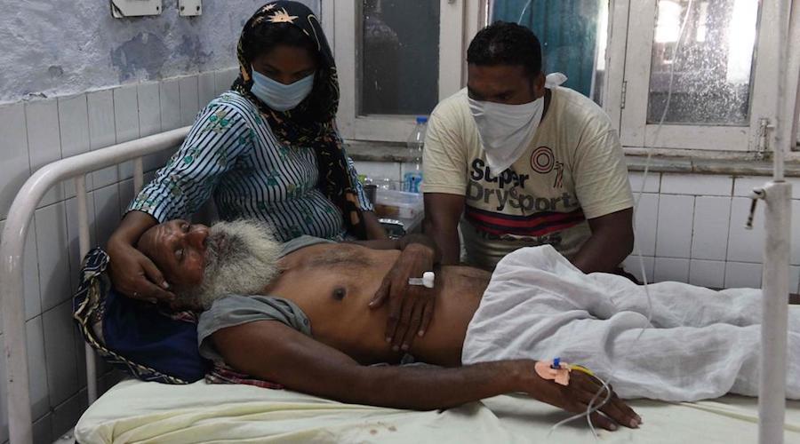 الهند: عشرات الوفيات إثر تسمم بالكحول