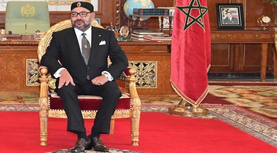 الملك يستقبل أعضاء الحكومة الجديدة