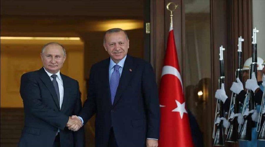 بعد سوريا.. بوتين يزور تركيا