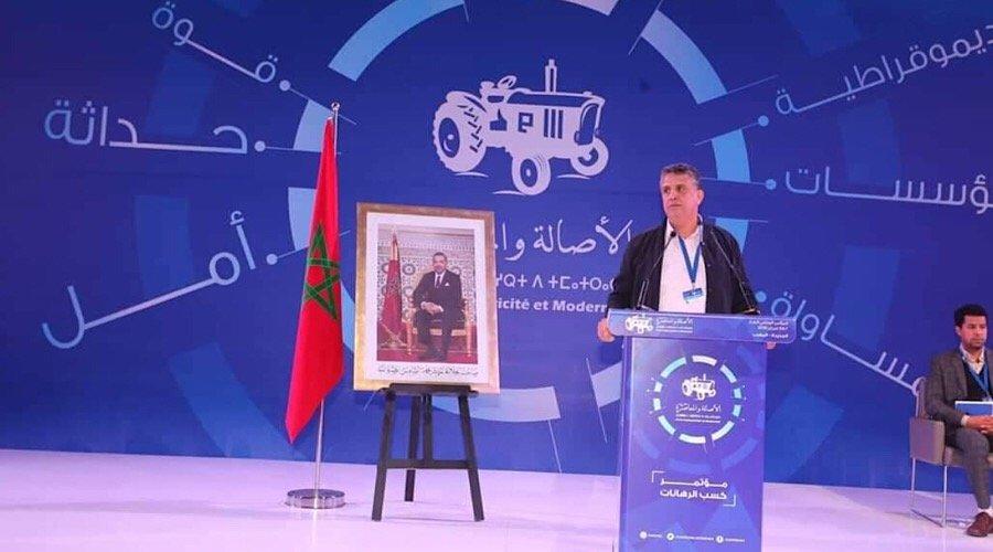 عبد اللطيف وهبي أمينا عاما لحزب الأصالة والمعاصرة بالتوافق