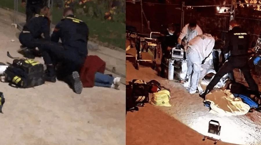 طعن سيدتين مسلمتين قرب برج إيفل بباريس