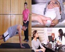 عالمك : كيفية شد عضلات البطن و الرحم بعد الولادة، حل لمشكل الذقن المزدوج، و فوائد الفيتامين د .