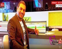 جورج شاهيد يتكلم الدارجة المغربية في صباحكم مبروك