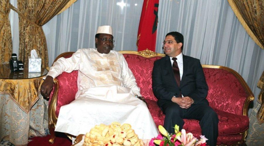 الملك محمد السادس يوجه رسالة إلى الرئيس التشادي