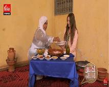 بني ملال تستقبل انوال وتقدم له اطباق امازيغية مميزة...اضافة الى فقرتين  تابعوها معنا