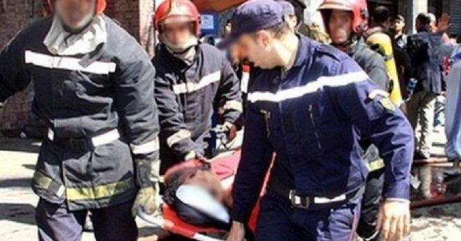 """نقل 22 تلميذا إلى المستشفى بعد إصابتهم باختناق في عمالة """"الصخيرات – تمارة"""""""