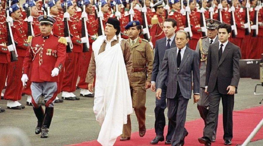 شخصيات ليبية مؤثرة دخلت القصر الملكي المغربي