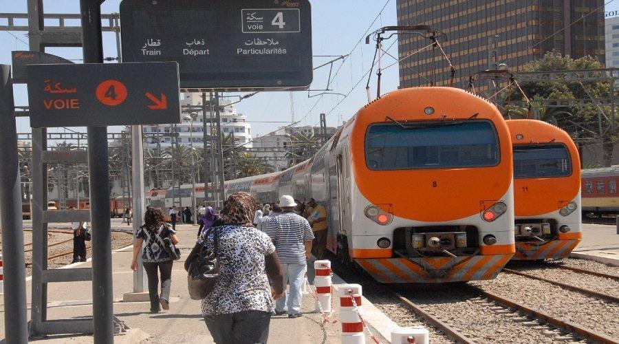 السكك الحديدية يكشف أن محطة الرباط مفتوحة والمسافرون عليهم التوفر على رخصة التنقل