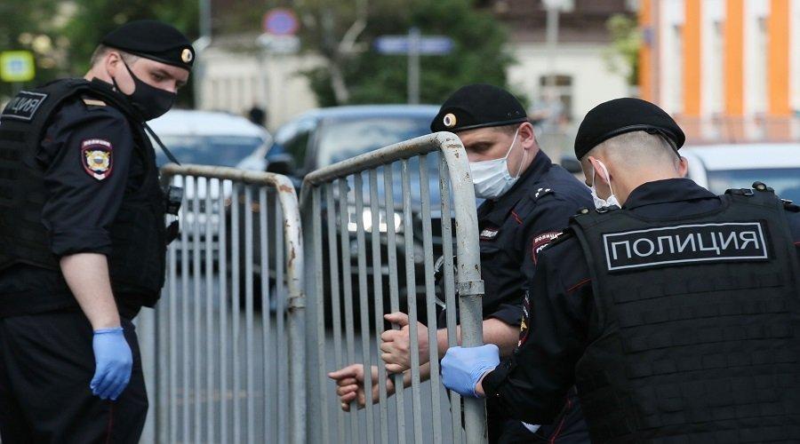 تفجير انتحاري أمام مبنى الأمن الفيدرالي بروسيا