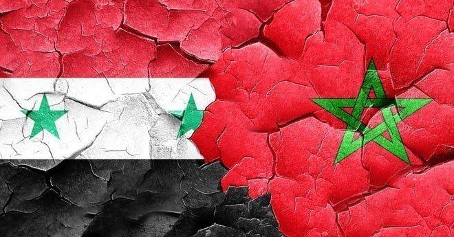 المغرب يعرب عن الأسف لتدهور الوضع في الشرق الأوسط ولاسيما التصعيد العسكري بسوريا
