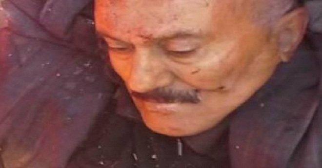 شاهد.. أول فيديو لعلي عبدالله صالح بعد مقتله