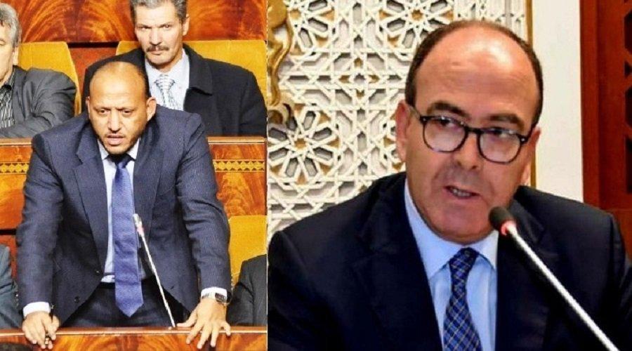 مصادر تكشف سبب خلاف بنشماش والجماني
